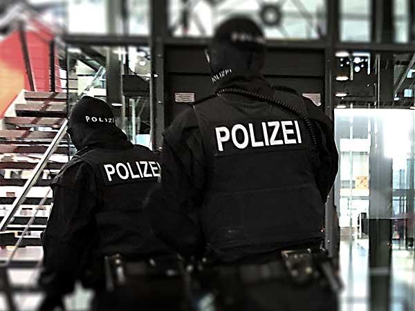 Polizei SEK GSG9