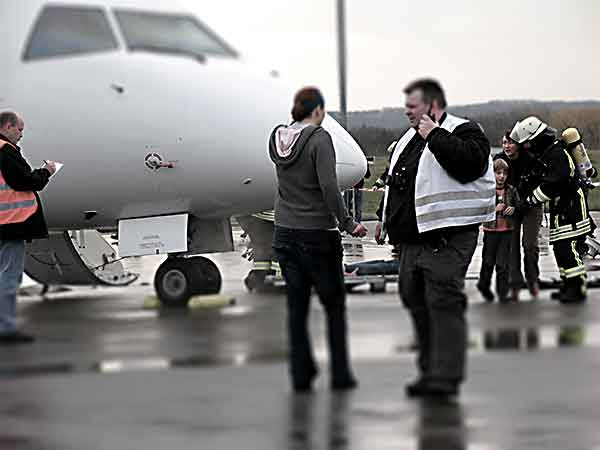 MANV Flughafen